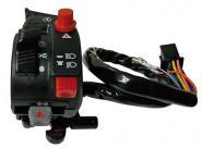 Uni-Lenkerschalter mit Chokehebel