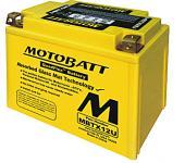 MOTOBATT Batterie MBTX16U