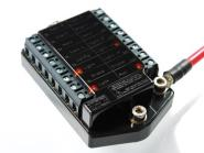 Motogadget m-unit, digitale Tastensteuerung