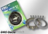 Dirtracer Kupplungs-Kit incl. Stahlscheiben (DRC-Serie)