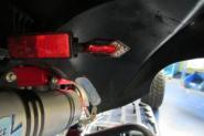 LED Rücklicht/Blinker HATCH