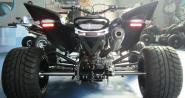 N- Duro Hinterachse 4 + 4 Zoll YFM 700 R