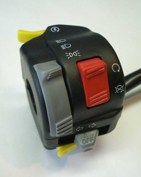 Universal -Lenkerschalter für Yamaha ATV + MRD
