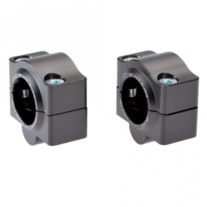 Lenkerklemmen für Fat-Bar Lenker 28mm mit ABE